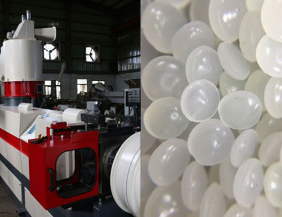 3 in 1 Plastic Recycling Machine sold to CA, United States