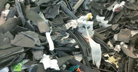 Plastic Vehicle Parts