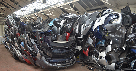 Plastic Vehicle Parts
