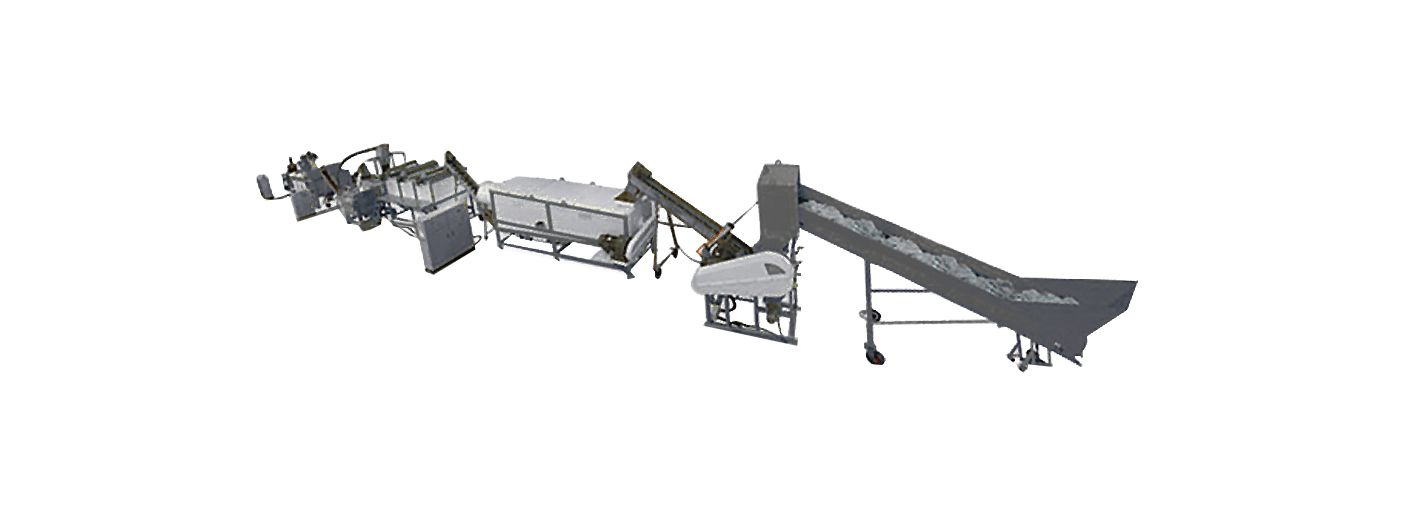 Plastic Film Washing Plant