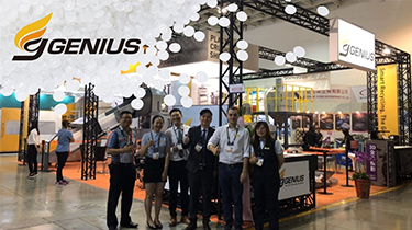 Exhibición 2018 Taipei PLAS