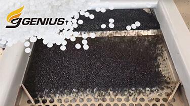 RECOi系列|清洗並擠乾後的PE薄膜