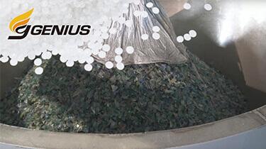 Q Series|PC/ABS Flakes